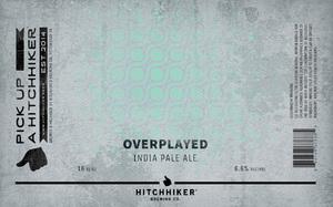 Overplayed - IPA - 4-Pack